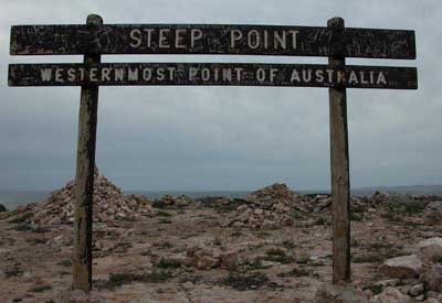 Westaustralien, Australien: Western Australia - Steep Point